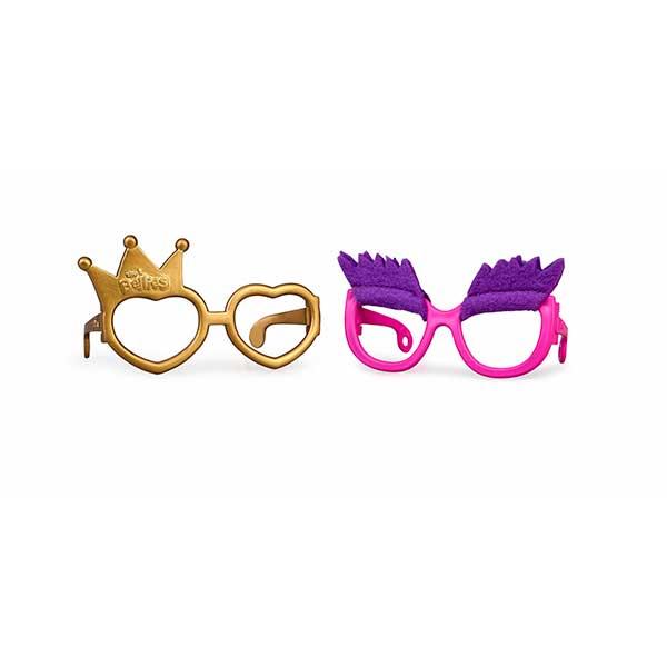 Bellies Pack 3 Gafas Crazy Glasses - Imagen 2