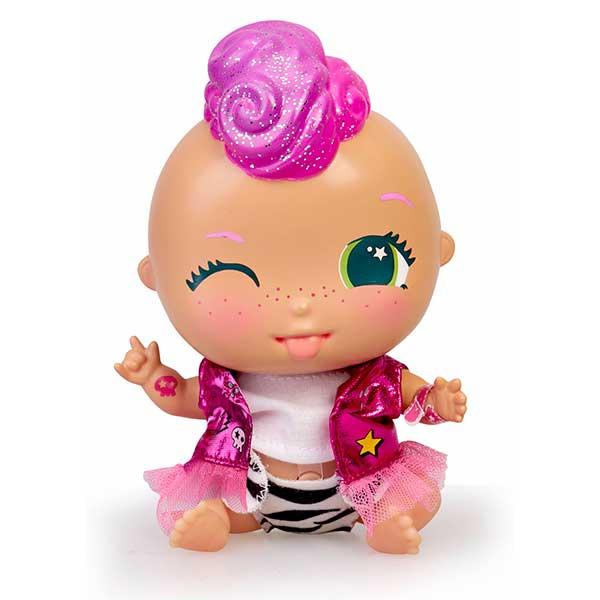 Bellies Muñeca Punky Pink - Imagen 1