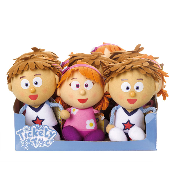 Peluche Tommy Tickety Toc 23cm - Imatge 1