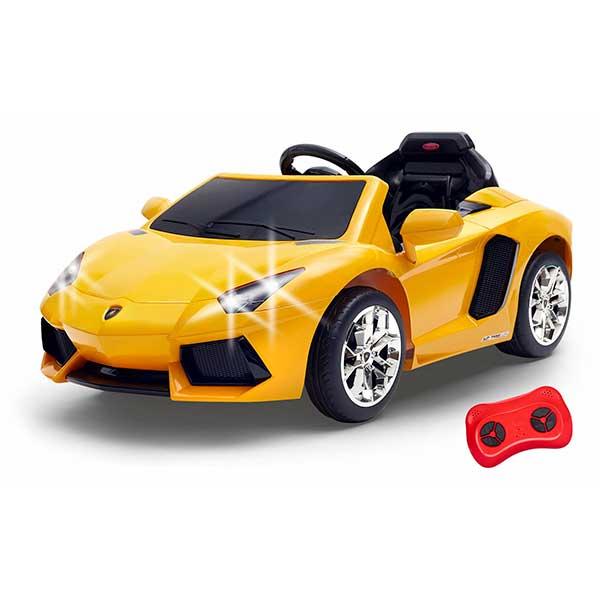 Coche Lamborghini Aventador 6V - Imagen 1