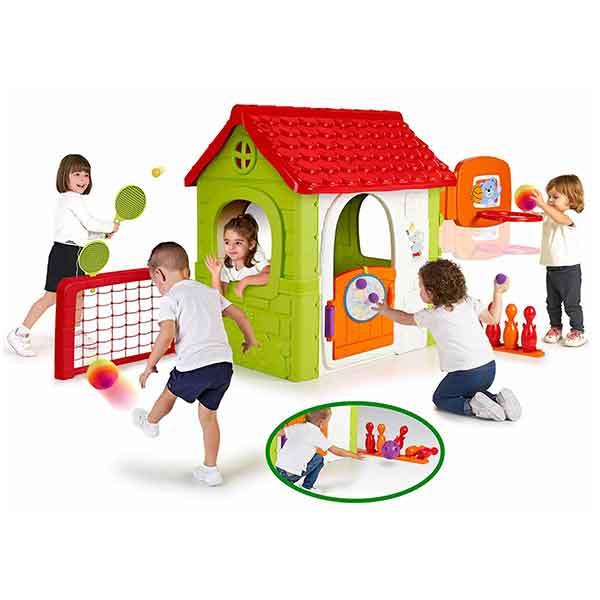 Feber Multi Activity House 6en1