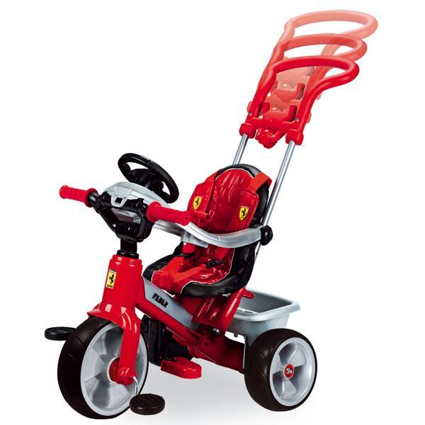 Tricicle Ferrari - Imatge 1