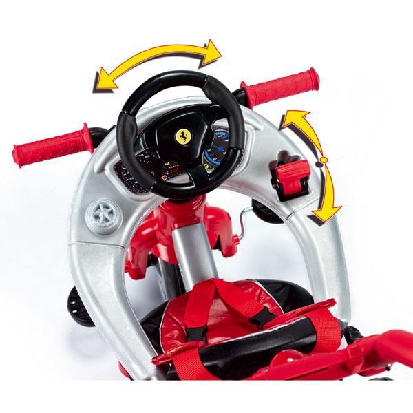 Triciclo Ferrari - Imatge 1