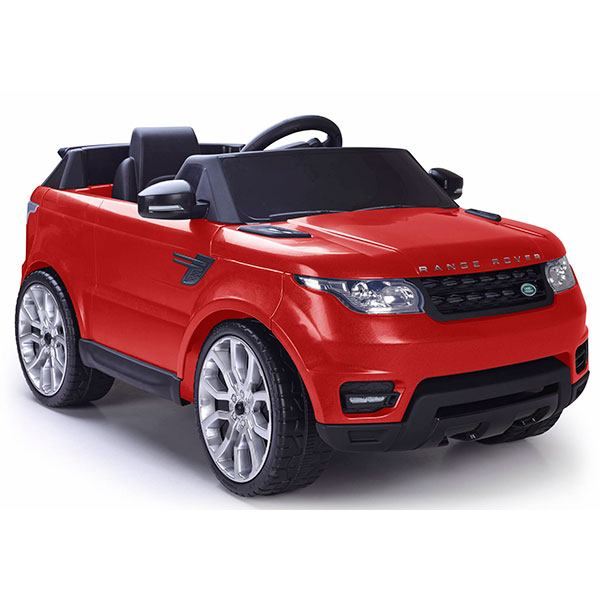 Feber Coche Electrico Niños Range Rover Rojo 6V RC - Imatge 1