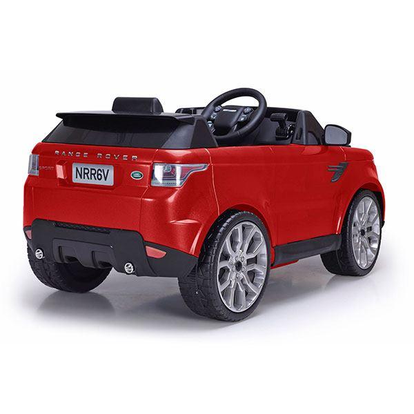 Feber Coche Electrico Niños Range Rover Rojo 6V RC - Imatge 2