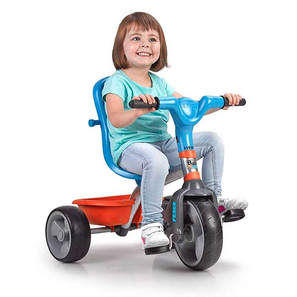Triciclo Evolutivo Baby Plus Music Azul - Imatge 3