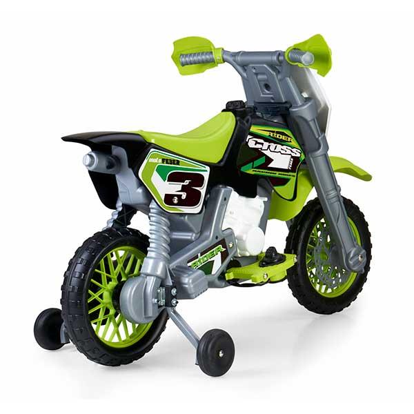 Moto Eléctrica Feber Rider Cross 6V - Imatge 2
