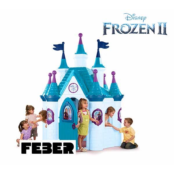 Feber Super Castillo Frozen 2 Arandele - Imagen 3