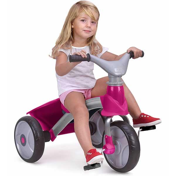Triciclo Baby Trike Easy Evolution Pink de Feber (800009561) - Imatge 2