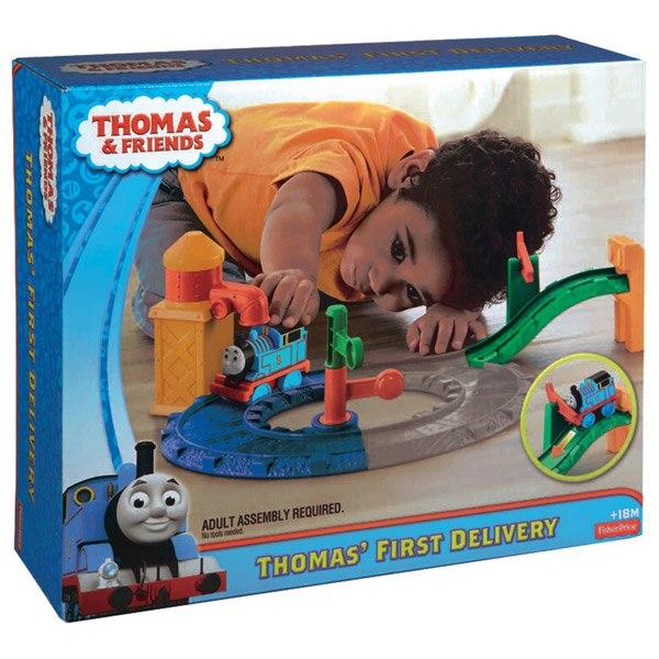Fisher Price Thomas y amigos Mi Primer Circuito Thomas - Imagen 1