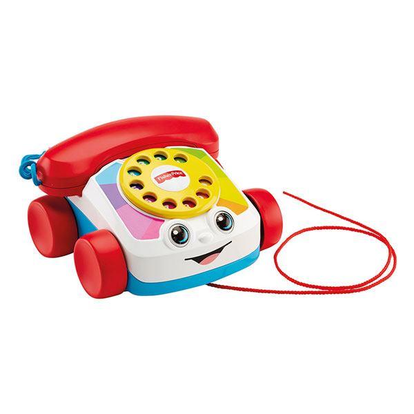 Fisher Price Telefono Carita Divertida