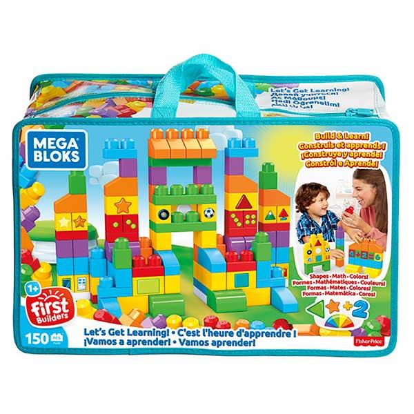 Mega Bolsa Bloques Mega Bloks 150p - Imagen 1
