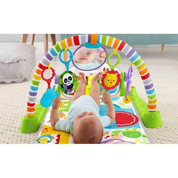 Fisher Price Gimnasio Piano Pataditas Infantil - Imagen 1