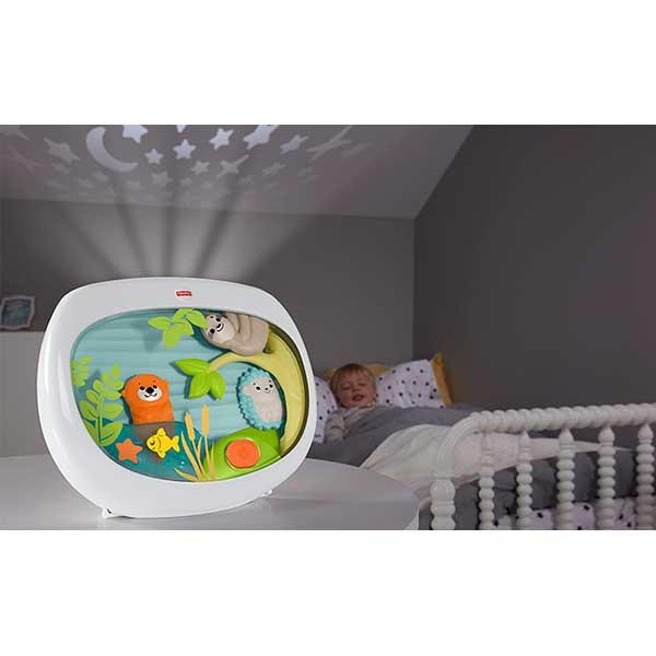 Fisher Price Proyector Infantil Animalitos - Imagen 2