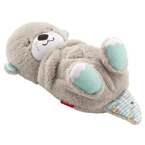 Fisher Price Peluche Nutria Hora de Dormir Infantil - Imagen 1