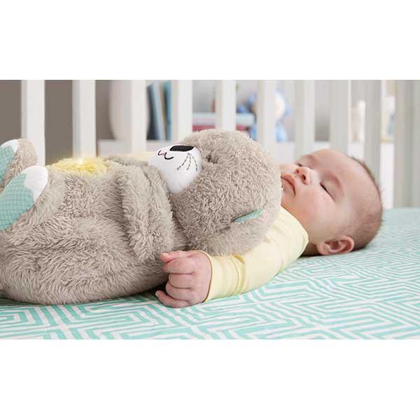 Fisher Price Peluche Nutria Hora de Dormir Infantil - Imagen 2