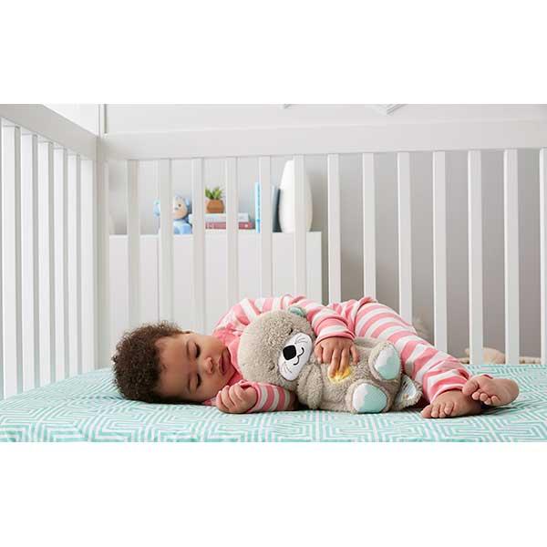 Fisher Price Peluche Nutria Hora de Dormir Infantil - Imagen 3