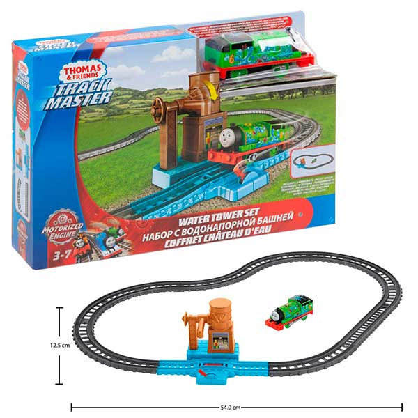 Tren Thomas Circuito de Tren la Torre del Agua - Imagen 3