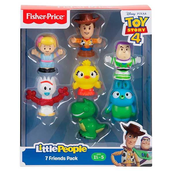 Toy Story 12 Figuras Little People