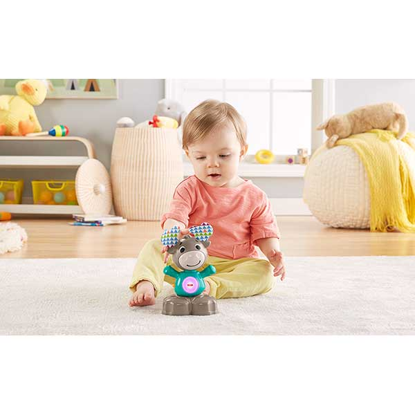 Fisher Price Linkimals Mascota Alce - Imagen 1