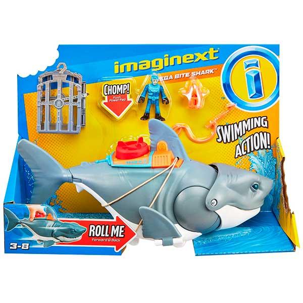 Imaginext Tiburón Megamandíbulas - Imagen 5