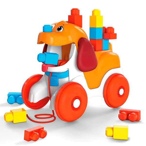 Mega Bloks Cachorrito Paseos - Imagen 1