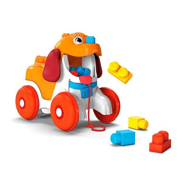 Mega Bloks Cachorrito Paseos - Imagen 2