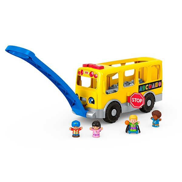 Little People Autobús Escolar Grande - Imagen 1