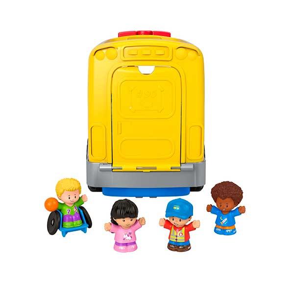 Little People Autobús Escolar Grande - Imagen 2