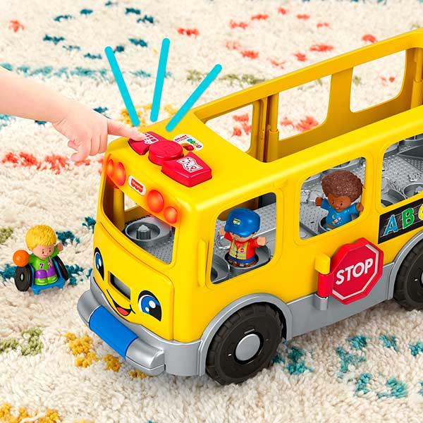 Little People Autobús Escolar Grande - Imagen 3