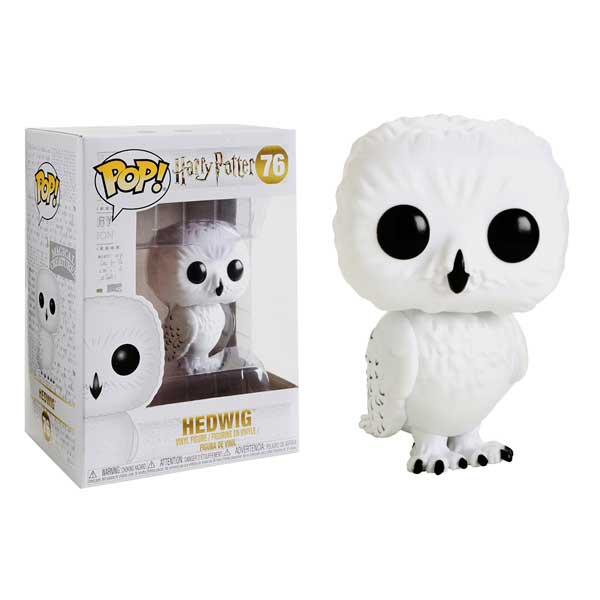 Figura Funko Pop! Hedwig Harry Potter 76