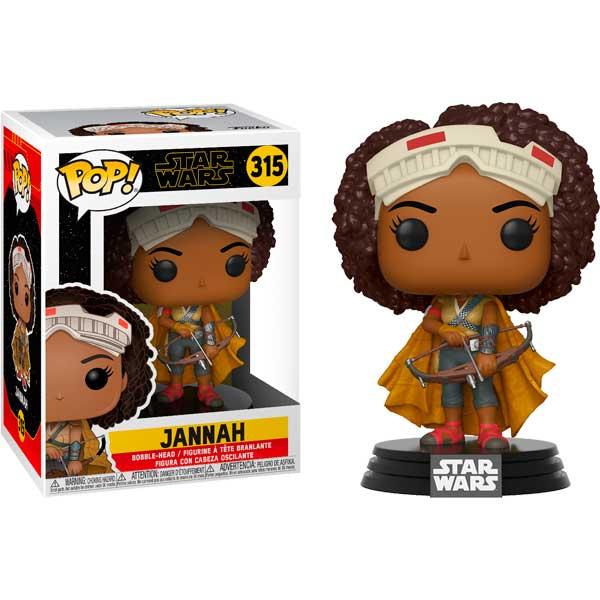 Figura Funko Pop! Jannah Star Wars 315