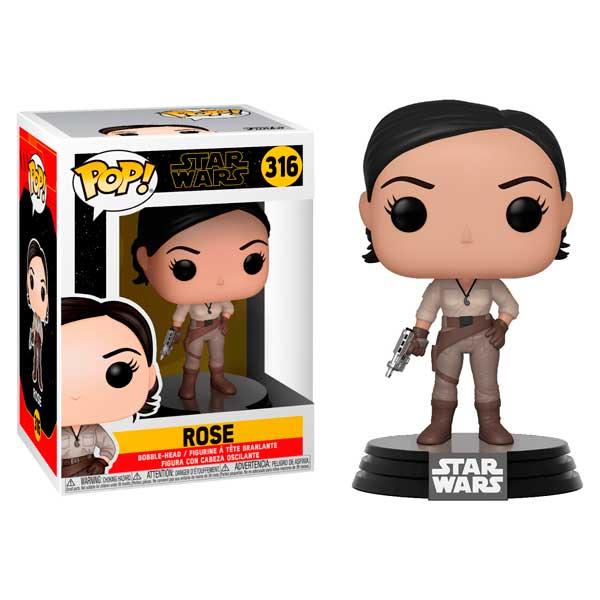 Figura Funko Pop! Rose Star Wars 316