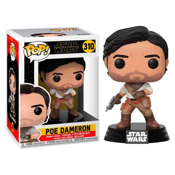 Figura Funko Pop! Poe Dameron Star Wars 310