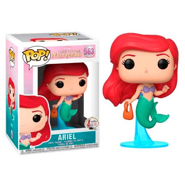 Figura Funko Pop! Ariel A Pequena Sereia Disney 563
