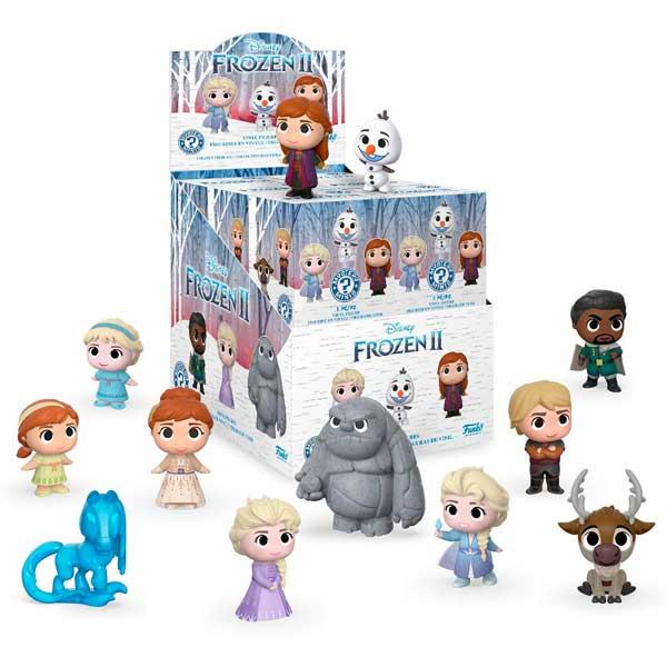Mini figura Funko surpresa misteriosa Frozen