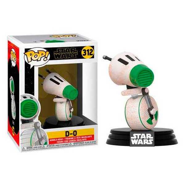 Figura Funko Pop! D-O Star Wars 312