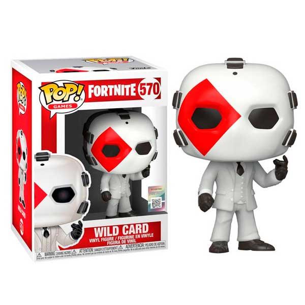 Figura Funko Pop! Wild Card Diamond Fortnite 570