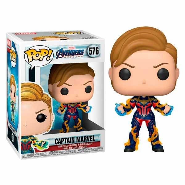 Figura Funko Pop! Capitana Marvel Marvel 576