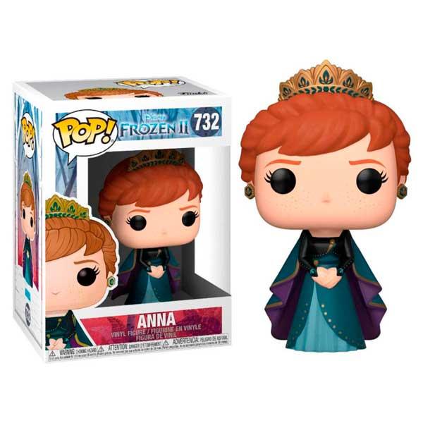 Figura Funko Pop! Anna Epílogo Frozen 2 Disney 732