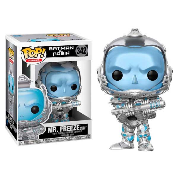 Figura Funko Pop! Mr. Freeze Batman e Robin 342