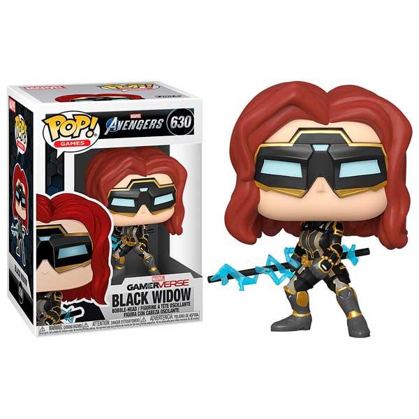 Figura Funko Pop! Black Widow Gamerverse Marvel 630