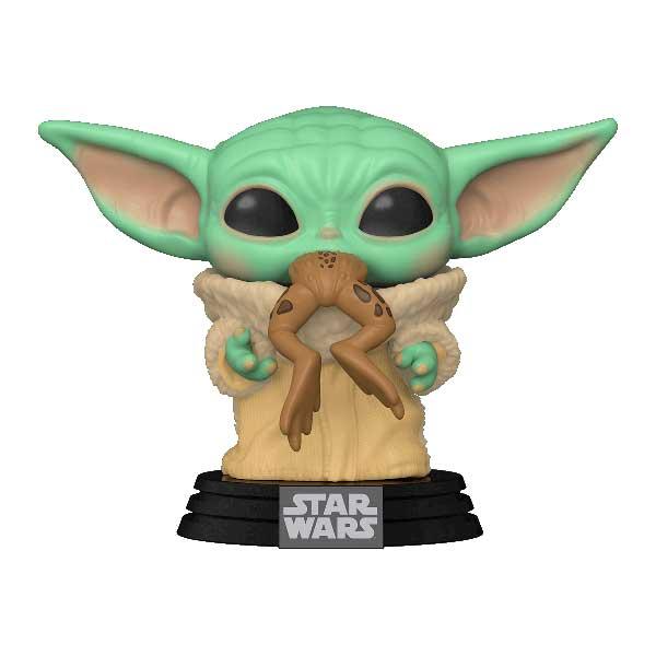 Figura Funko Pop! The Child con Rana Star Wars 379