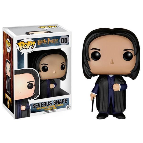 Muñeco Funko Pop Severus Snape Harry Potter