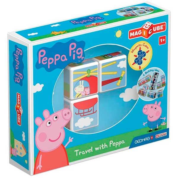 Peppa Pig Magicube Geomag