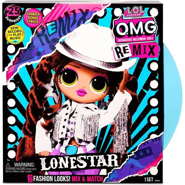 LOL OMG Remix Lonestar - Imagen 1