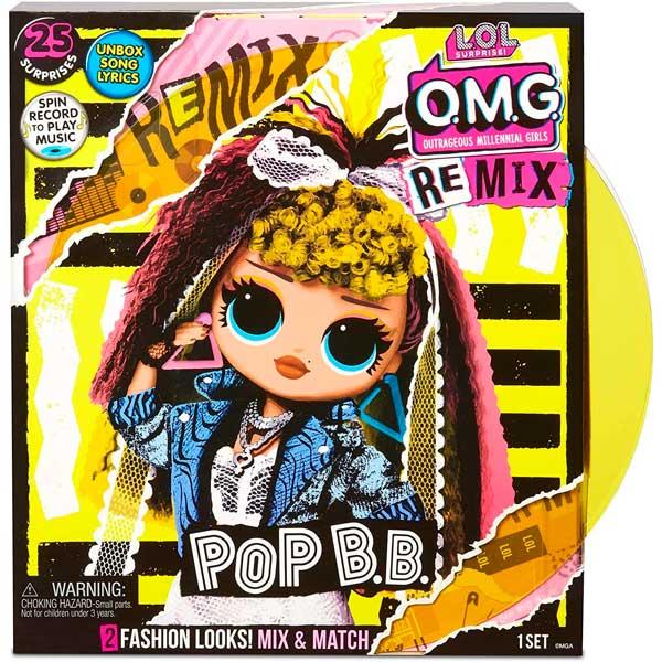 LOL OMG Remix Pop BB