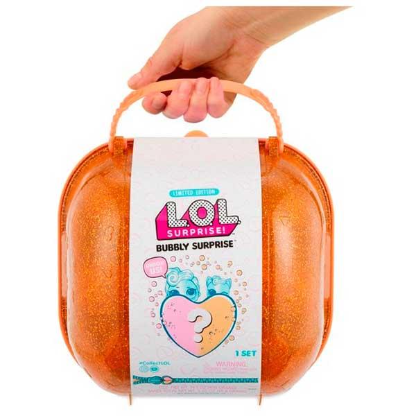 Muñeca LOL Surprise Bubbly Surprise Naranja - Imagen 1