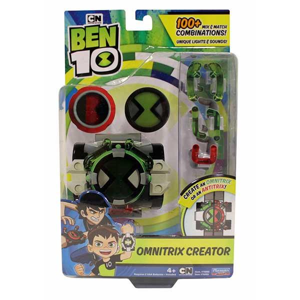 Ben 10 Reloj Omnitrix Creator Deluxe - Imagen 1
