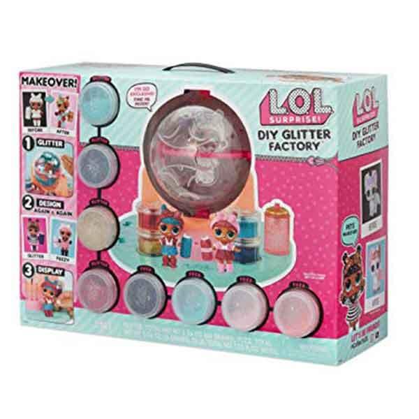 Muñeca LOL Surprise Glitter Station